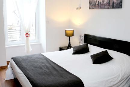 Hotel room Auvergne Mont-Dore